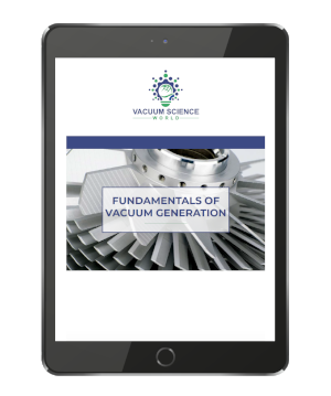 The Fundamentals of Vacuum Generation eBook