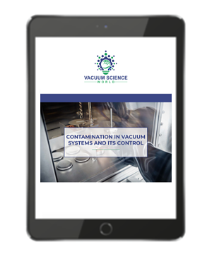 Contamination in Vacuum Systems and its Control eBook