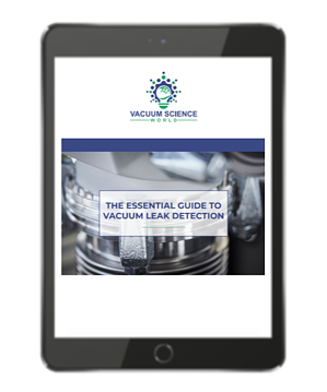 The Essential Guide to Vacuum Leak Detection eBook