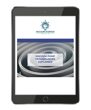 Vacuum Pump Technologies Explained eBook