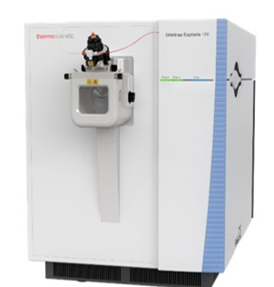 Mass Spectrometer complete instrument