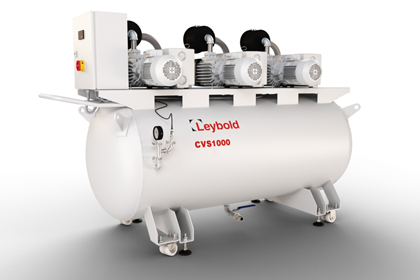 Vacuum technology in medical applications - classic central vacuum system