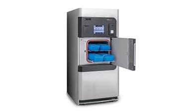 Vacuum technology in medical applications - Plasma Sterilizer