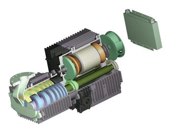 Cantilever design 3D model