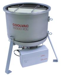 Cryopump 10.000 l/s. Leybold COOLVAC 10000 iCL